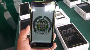 Los Smartphones que contribuirán a la efectividad Policial