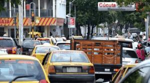 Ya no hay restricción de vehículos por 'pico y placa' en Cúcuta