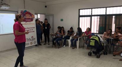 En Semana de Prevención de Embarazo Adolescente, se visitarán 4 pueblos