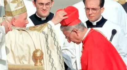 Fallece el Cardenal Darío Castrillón en Roma