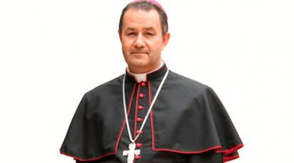 Monseñor Jaime Muñoz, designado como nuevo Obispo para Girardot