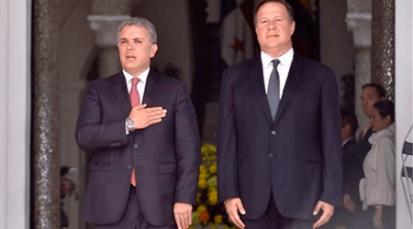 Reunión entre Colombia y Panamá ante la crisis migratoria