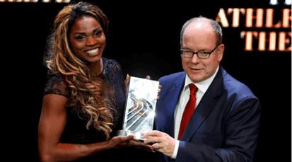 Caterine Ibargüen, la mejor atleta del mundo 2018