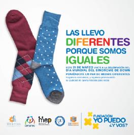 Día mundial del síndrome de Down, avanzando en la inclusión