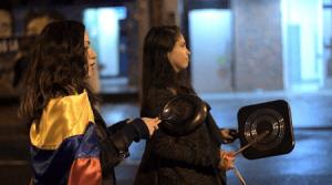 Paro nacional congeló las calles colombianas