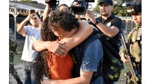 Tras 5 meses de secuestro, rescatan a un líder comunal