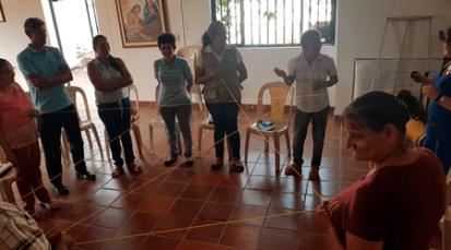 Pastoral Social de la Diócesis de Cúcuta y ACNUR lideran proyecto