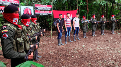 Está en marcha la operación humanitaria para liberar a los seis secuestrados raptados por el ELN
