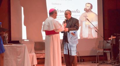 Diócesis de Cúcuta entrega Distinción San Pedro Claver