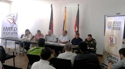 Cúcuta recibe la época navideña con encuentros culturales y recreativos