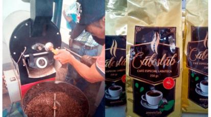 Víctimas del conflicto armado se dedican al café