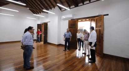 La Casa de la Cultura de Villa del Rosario abrirá sus puertas el próximo año