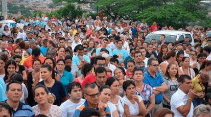 Gran Peregrinación al Monumento de la Virgen de Fátima