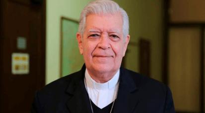 Papa Francisco acepta dimisión de su cargo al Cardenal Jorge Urosa