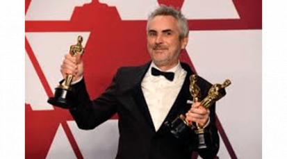 México celebra: Roma, mejor película de habla no inglesa