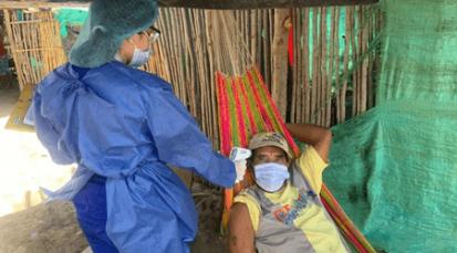 Se confirman dos recuperados por COVID-19 en comunidad Yukpa