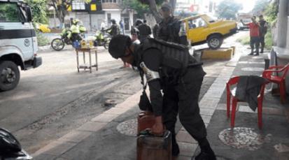 """La Polfa le sigue el rastro a """"la ruta ilegal del combustible"""""""