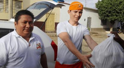 """La Fundación Alejandro Pineda, en Santuario Antioquia apoya la casa de paso """"Divina Providencia"""""""