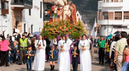 Pamplona y Ocaña listos para Semana Santa