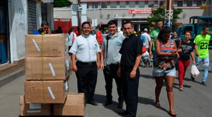 Diócesis de Cúcuta dona 250.000 hostias a Venezuela