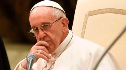 """El Papa Francisco en desacuerdo con el pensamiento """"buscar la diversión a toda costa"""""""
