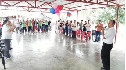 Vicaría Rural se prepara para la Misión Diocesana