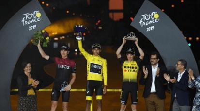 La remuneración en el gran Tour de Francia