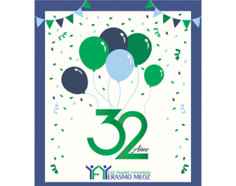 Hospital Universitario Erasmo Meoz celebra sus 32 años