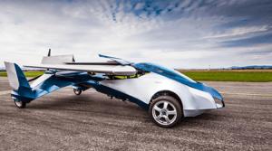 AeroMobil, el primer carro volador comercial