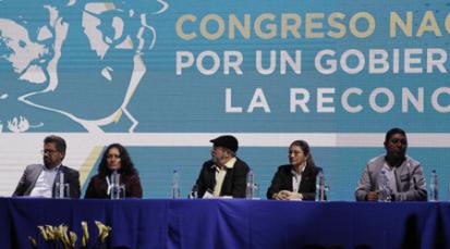 """Inició congreso de las Farc """"Por una vida política sin armas"""""""