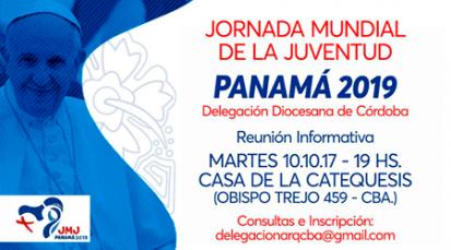 Colombia en la Jornada Mundial de la Juventud Panamá 2019