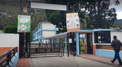 El Hospital San Juan de Dios de Pamplona le abona a sus deudas