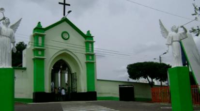 Al cementerio central de Cúcuta no le caben mas muertos