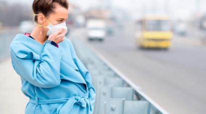 La polución aumenta el riesgo de perder un embarazo