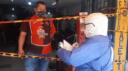 La Alcaldía de Cúcuta vigila constantemente todas las acciones preventivas por la COVID-19
