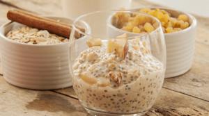 ¿Cuáles alimentos son más sanos durante la noche?
