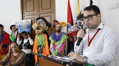 Festival Internacional de Títeres en el departamento Norte de Santander