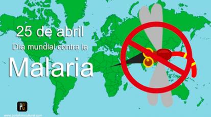 Día mundial del paludismo, preparados para vencerlo