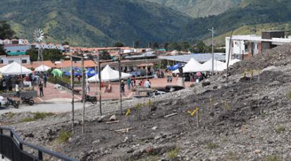 Ocho años tras la tragedia y Gramalote sigue sin resurgir completamente