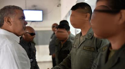 Colombia ofrece empleo para ex miembros de la Guarda Nacional Venezolana