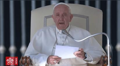 """""""Para Saulo la religión se había convertido en ideologías"""": Papa Francisco"""