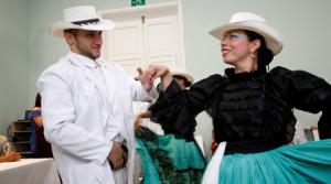 Formadores de bailes tradicionales podrán capacitarse en Pedagogía, Creación y Gestión para la Danza