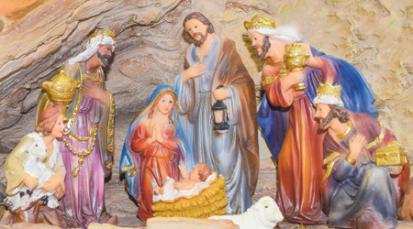 Navidad: Características inesperadas del Dios de la vida