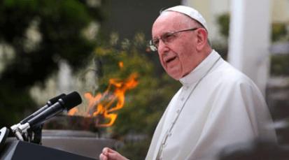 Discursos del Papa Francisco en Colombia