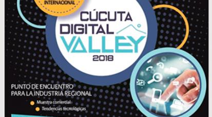 Cúcuta Digital Valley 2018, lo mejor de la tecnología, ahora más cerca
