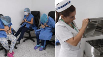 Banco de Leche Humana en el Hospital Universitario Erasmo Meoz