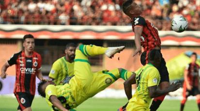 El Cúcuta Deportivo, el primero de la A