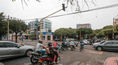 Cens cortó servicio a semáforos conectados ilegalmente