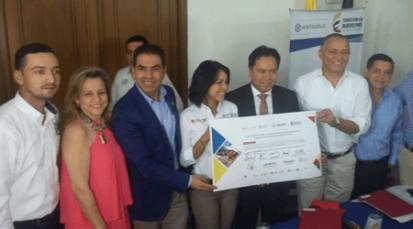 Gobernación firma convenio para impulsar el empleo en el Catatumbo
