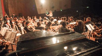 Orquesta Sinfónica Juvenil de Cúcuta, rinde homenaje al Maestro Rafael Pineda